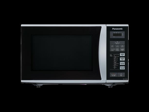 panasonic nn st342 220 volt microwave oven silver - Panasonic Microwave Inverter