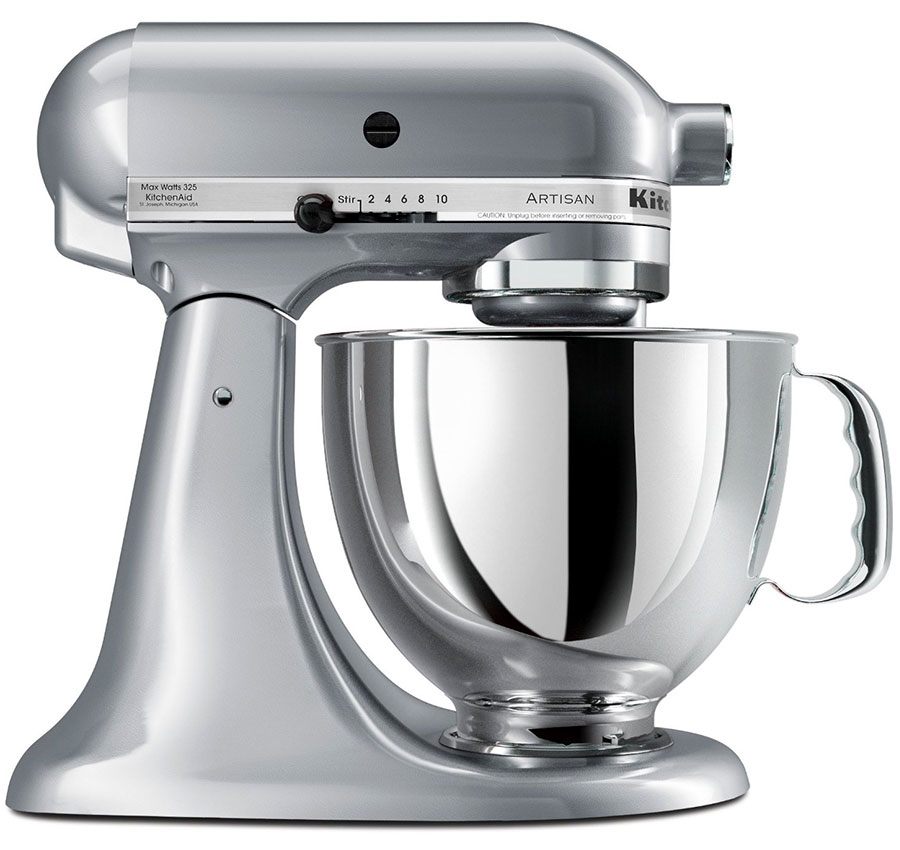 220 volt kitchenaid 5ksm150psemc artisan stand mixer. Black Bedroom Furniture Sets. Home Design Ideas