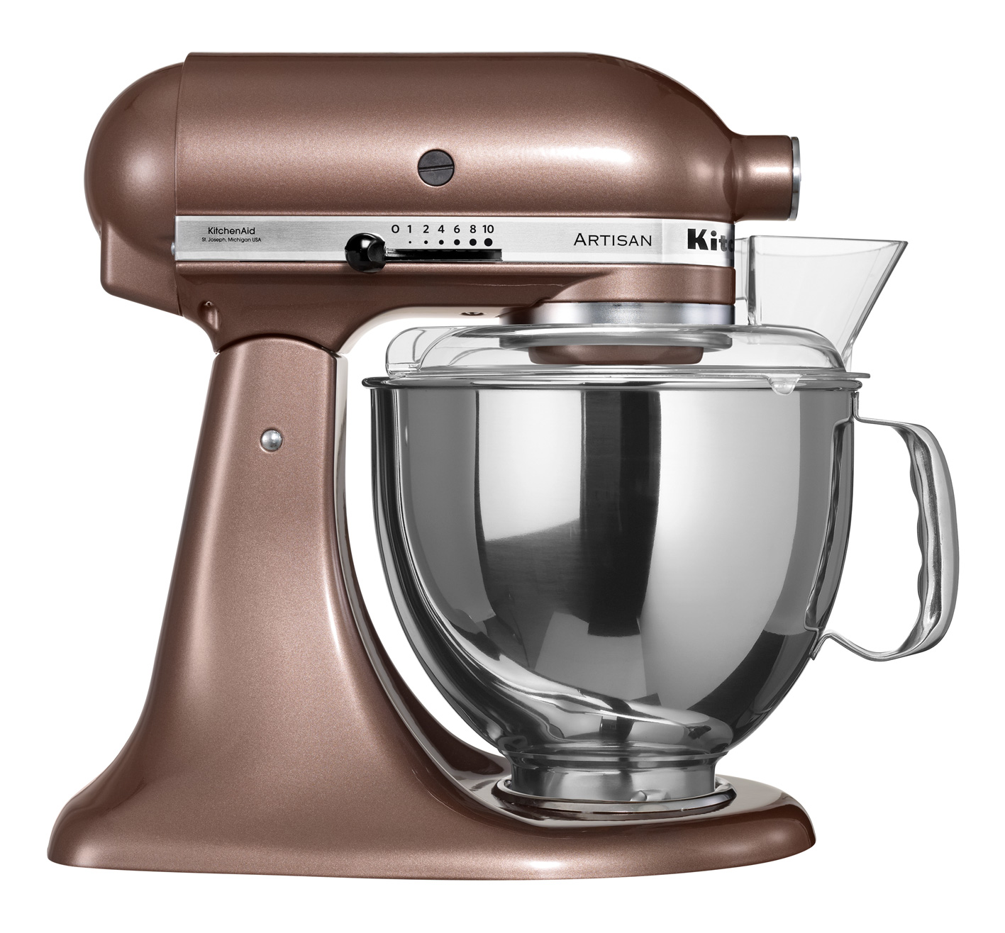 220 volt kitchenaid 5ksm150pseap artisan stand mixer. Black Bedroom Furniture Sets. Home Design Ideas