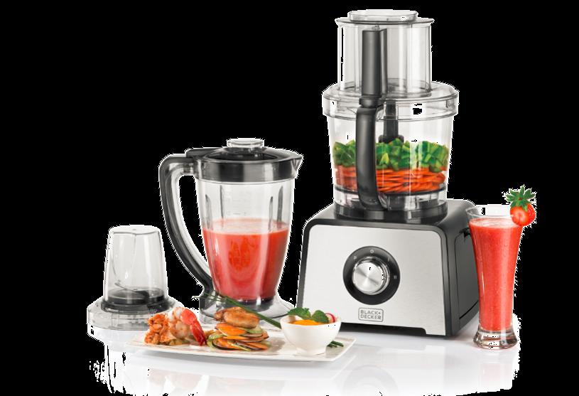 Test Kitchen Food Processor