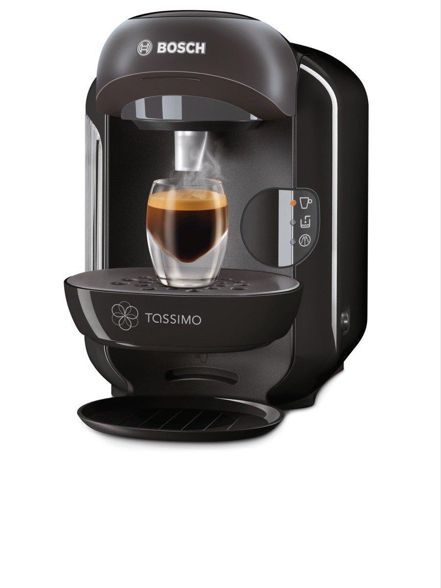 Bosch Tassimo TAS1252 220-240 volts 50 / 60 hz T-Disc Pod Single Serve Coffee Maker