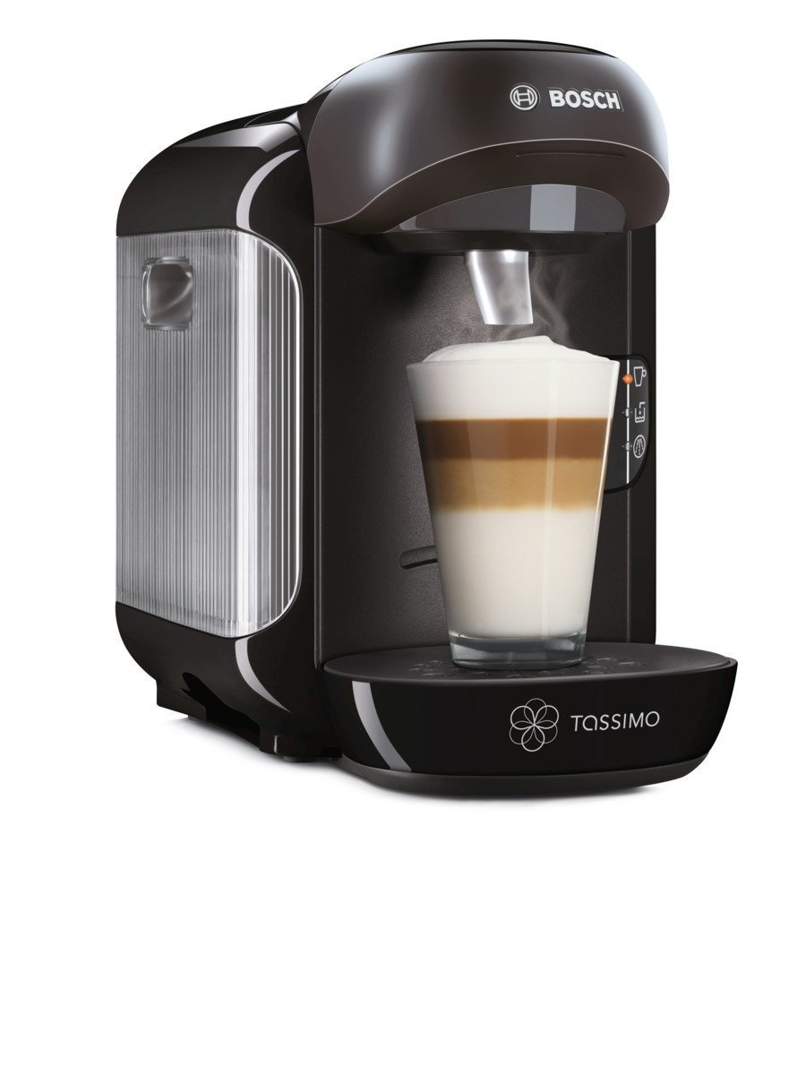 Bosch Tassimo TAS1252 220-240 volts 50 / 60 hz T-Disc Pod Single Serve Coffee Maker