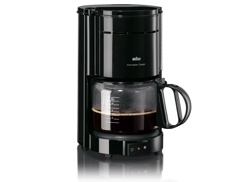 Braun Coffee Maker How To Clean : Braun KF47 Coffee Maker 220 volts 50 hz aromaster classic black