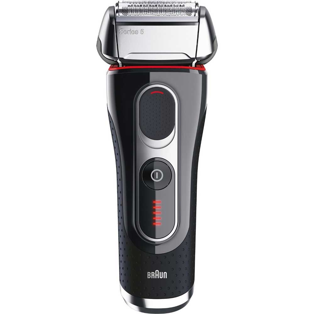braun series 5 5090cc electric shaver w cleaning center. Black Bedroom Furniture Sets. Home Design Ideas