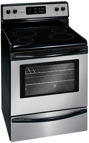 Frigidaire Mff3025rc 220 Volts Electric Range Stainless