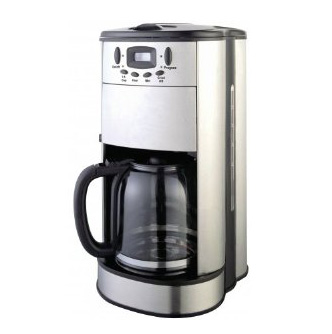 Frigidaire FD7188 Coffee Maker 12-cup with Grinder 220 Volts