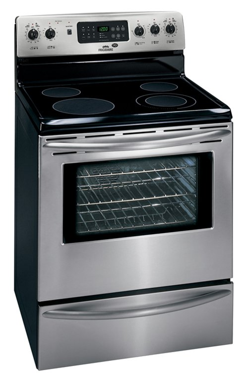 Frigidaire FFF384HCMFF384KC 54 CuFt Stainless Steel 30 Electric