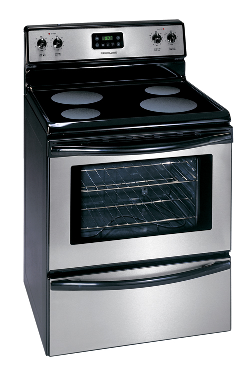 Top Ranked Electric Cooktops ~ Frigidaire quot smooth top fff fc electric range stainless