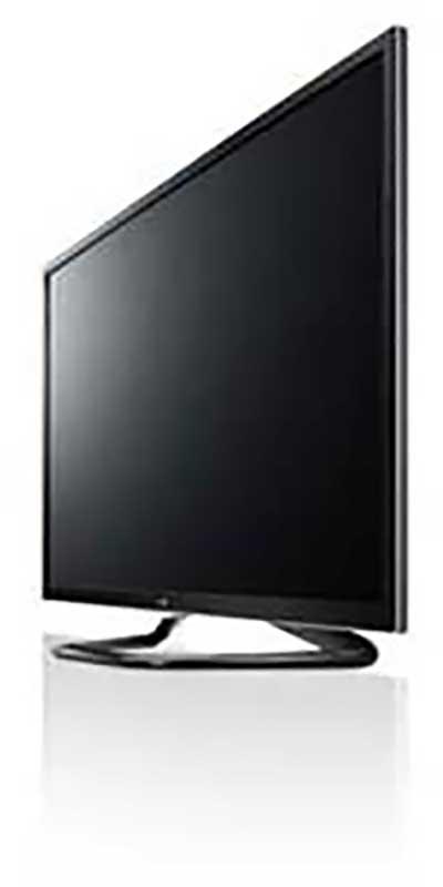 lg 55la6400 55 smart 3d multisystem led tv 110 220 240 volts pal ntsc. Black Bedroom Furniture Sets. Home Design Ideas