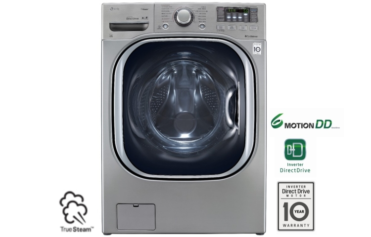 lg fh299rdsu7 19kg washer and 10kg dryer combo for volts 5060hz lg f1299rdsu7