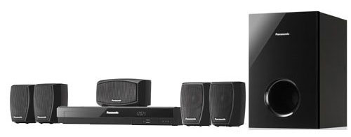 panasonic sc xh20 region free home theater system. Black Bedroom Furniture Sets. Home Design Ideas