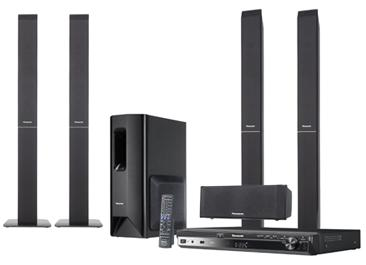 panasonic sc ht875 region free dvd home theater system. Black Bedroom Furniture Sets. Home Design Ideas