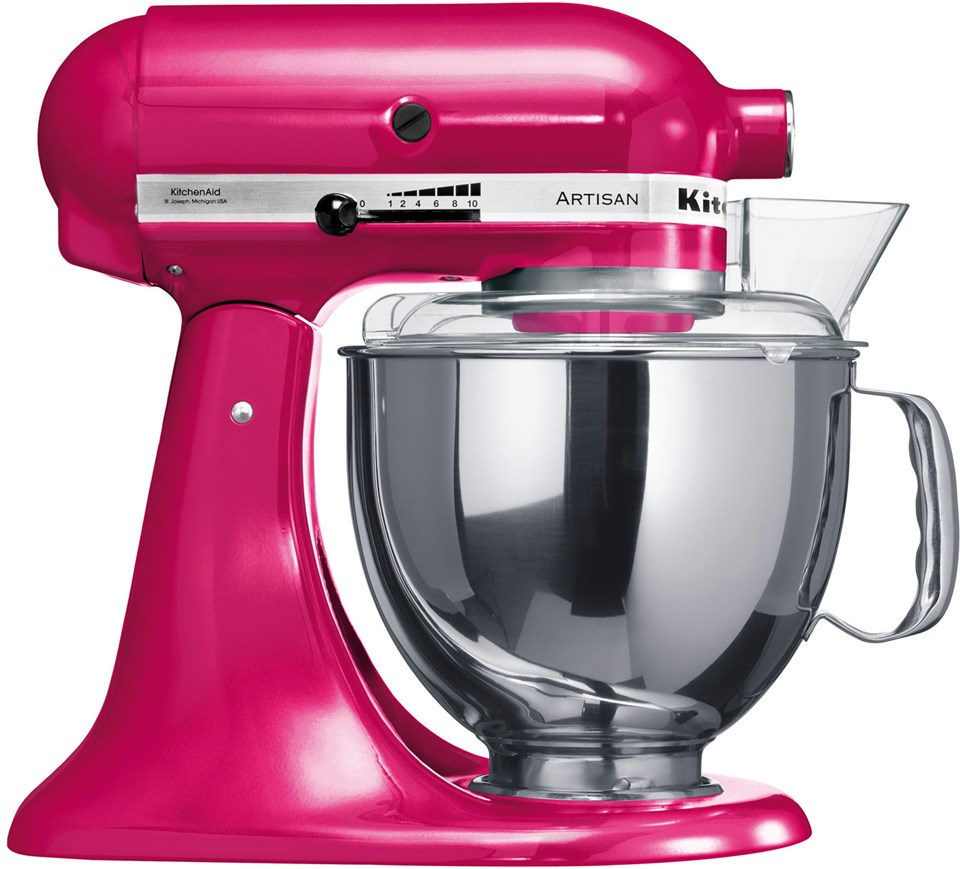 220 volt kitchenaid 5ksm150pseri artisan stand mixer. Black Bedroom Furniture Sets. Home Design Ideas