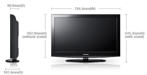 toshiba 46pb20e 46 multi system lcd tv 110 220 240 volts pal ntsc. Black Bedroom Furniture Sets. Home Design Ideas