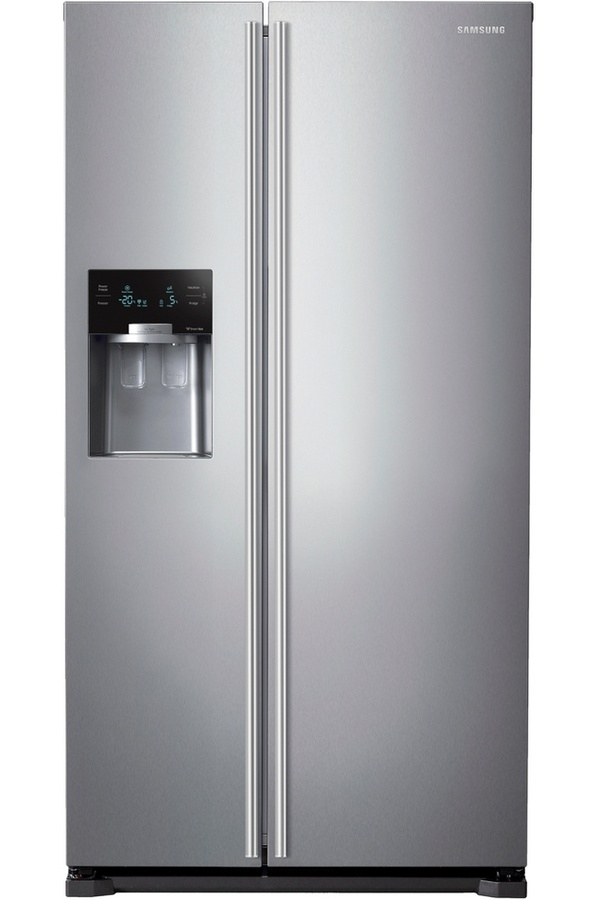 samsung rs7547bhcsp side by side refrigerator for 220 240. Black Bedroom Furniture Sets. Home Design Ideas