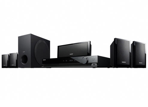 Sony home theater picture