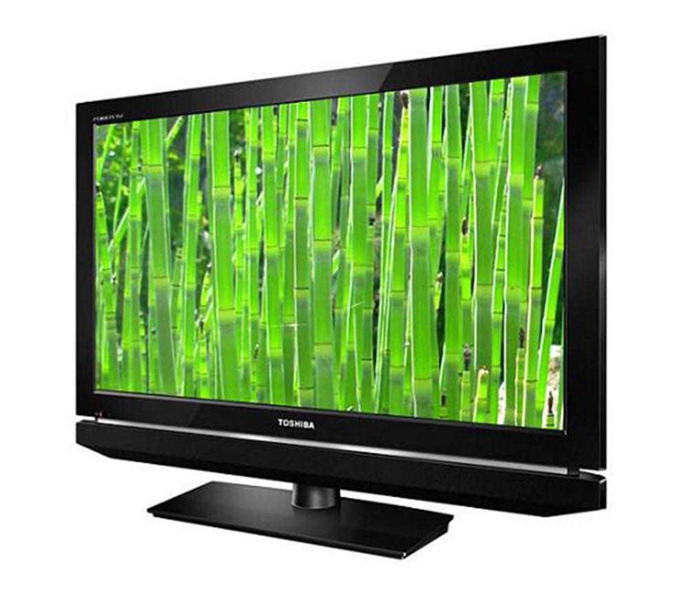 "Toshiba 40PB20 40"" Multi-System LCD TV 110 220 240 volts"