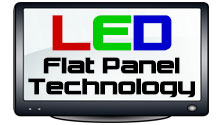 Multisystem LED Flat Panel Technology