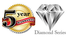 Diamond Series Voltage Converter - 5 Year Warranty!