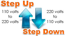 Step up step down