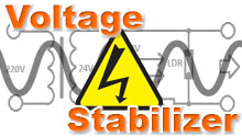 Voltage Regulator | Voltage Stabilizer