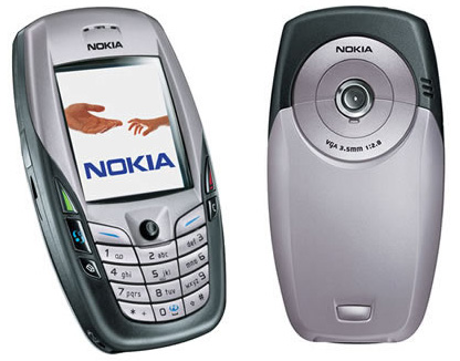 Unlocked Nokia 6600 GSM Phone
