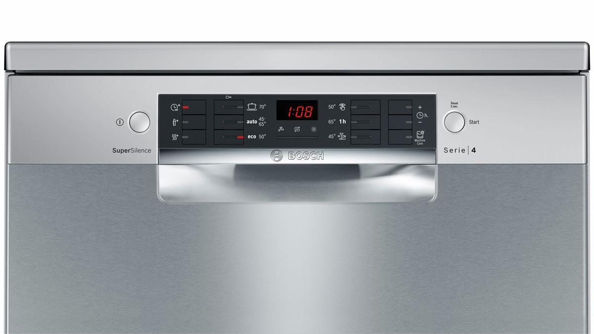 Verrassend Bosch SMS46MI10M 220 Volt Free-Standing Dishwasher AN-66