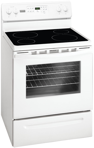 Frigidaire Mff3025rw 220 Volts Electric Range White Smooth