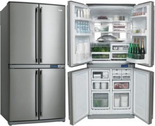 Frigidaire Fqe6807sde 220 Volts 24 Cu Ft Stainless Steel