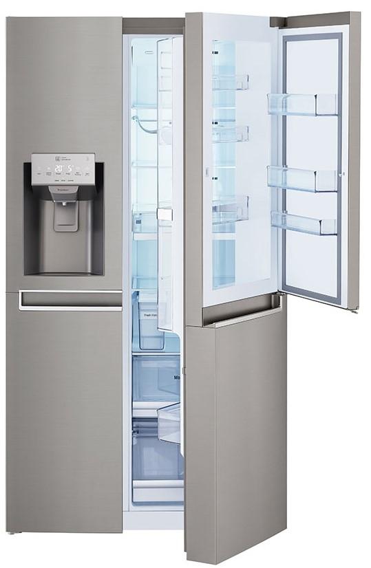 LG GC-J247SLLV Door-In-Door 220 Volt Refrigerator