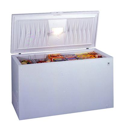 Ge Fcm20da 20 Cubic Feet 220 Volt Chest Freezer