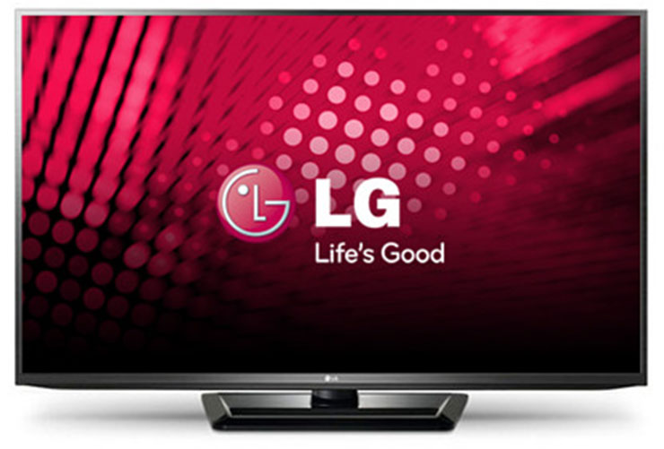 "LG 60PA6500E 60"" Full HD 1080p Multi-system Plasma TV 110"