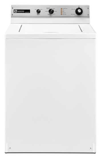 Maytag Mat15mnagw Commercial Top Load Washer