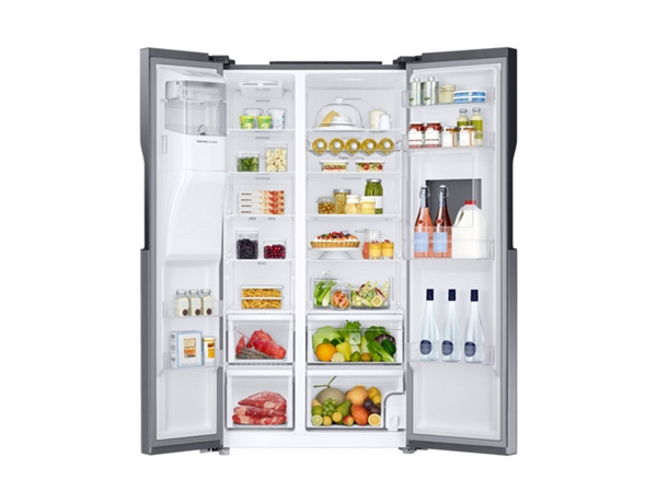 Samsung Rs51k5680sl Side By Side Refrigerator For 220 Volts