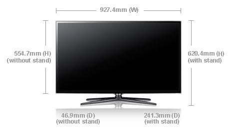 Samsung UA-40ES6200 40\