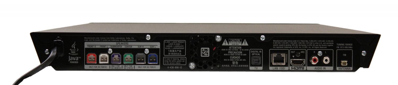 Sony HBD-E3100 Blu-ray Player Linux