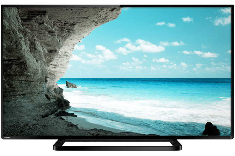 toshiba 55l2400 55 full hd multi system led tv with usb input