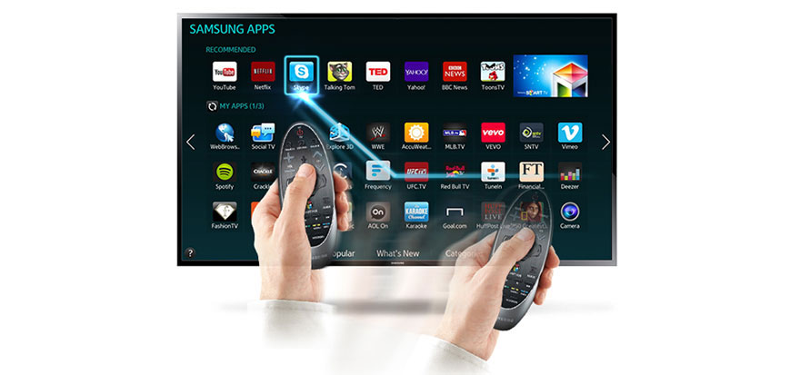 Samsung Easy Touch Pad