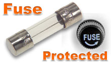 Fuse Protected Voltage Transformer for Safety